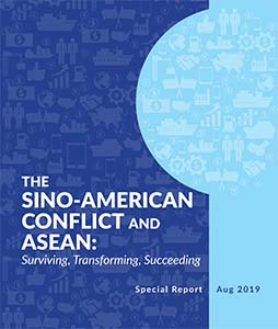 Special Report: The Sino-American Conflict and ASEAN - Surviving, Transforming, Succeeding