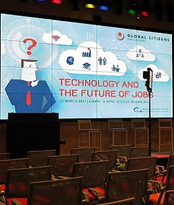 GCS Technology and the Future of Jobs
