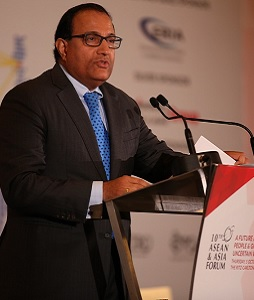 Mr S. Iswaran at 10th AAF