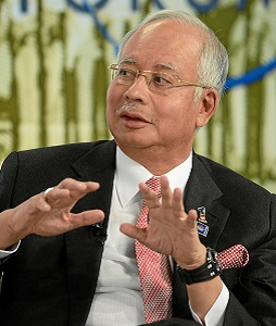 Trial delay benefits Najib