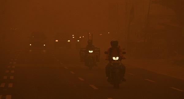 Kalimantan Haze