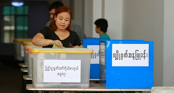 myanmar-election