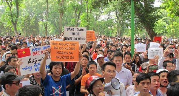 vietnam-china-protest