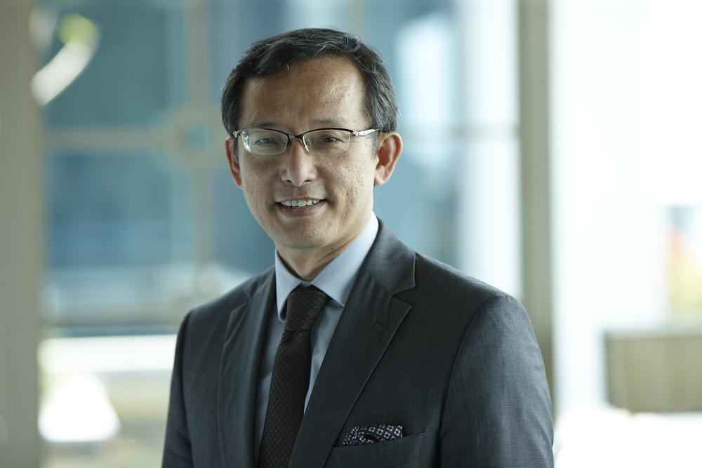 Simon Tay, Chairman SIIA