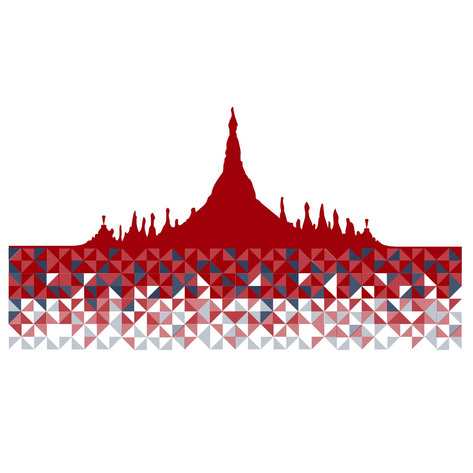 AMF - Pagoda with tiles