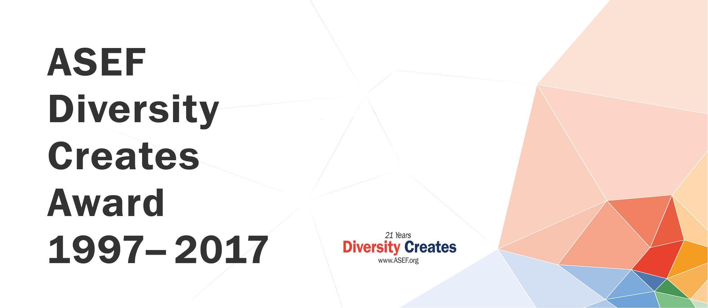 asef-diversity-creates banner