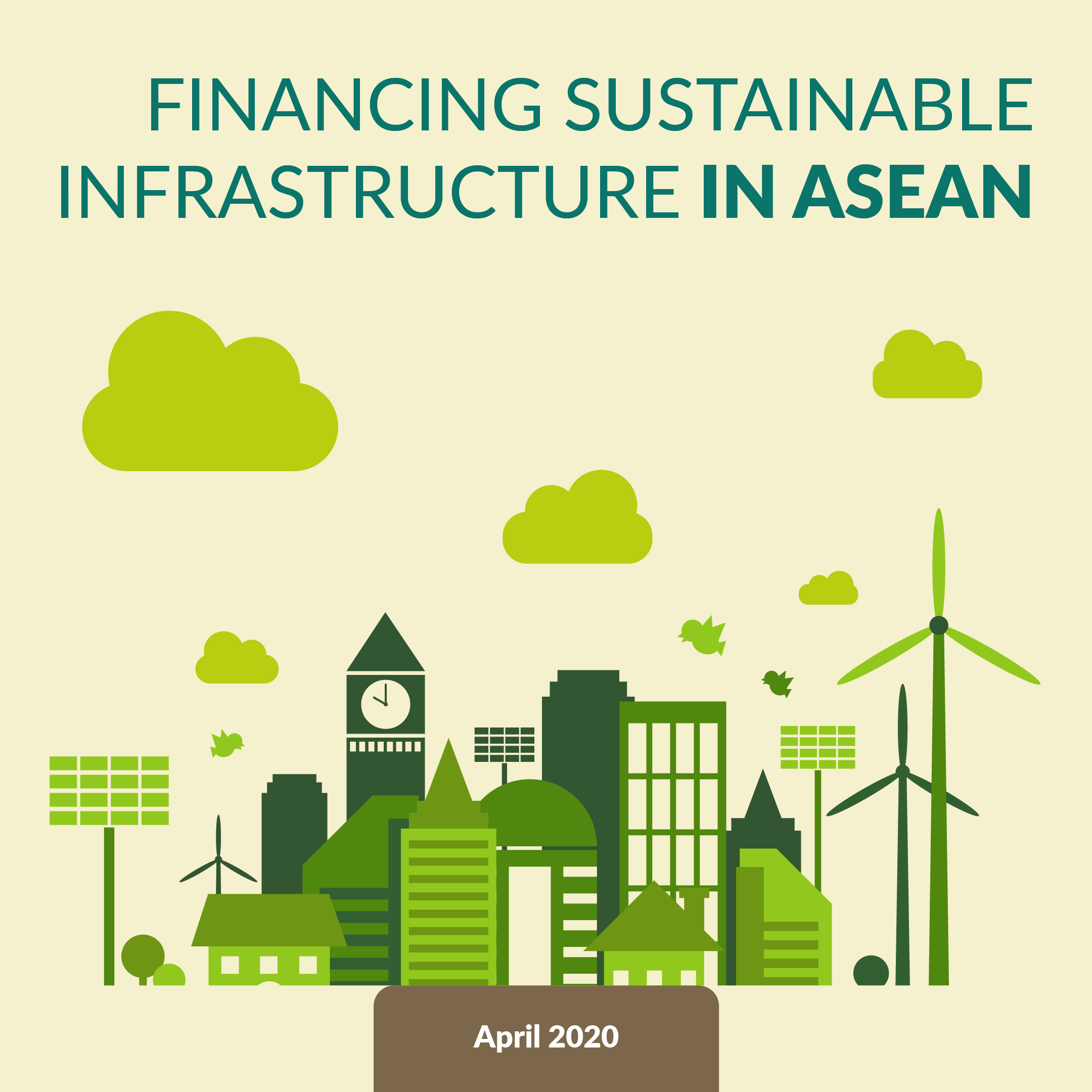 Sustainable Infrastructure Report - Square cover