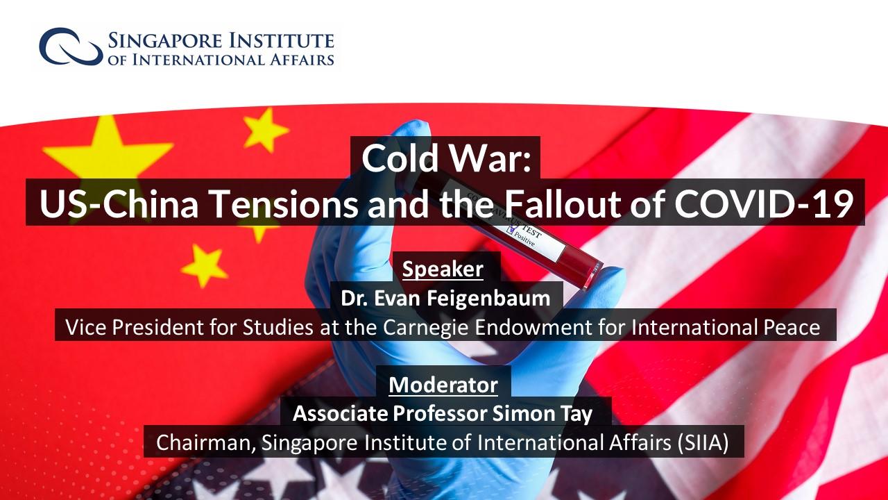 Webinar 2 - US China Covid Cold War