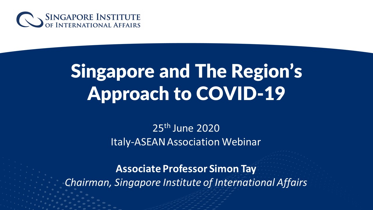 Cover - Italy-ASEAN Association Webinar
