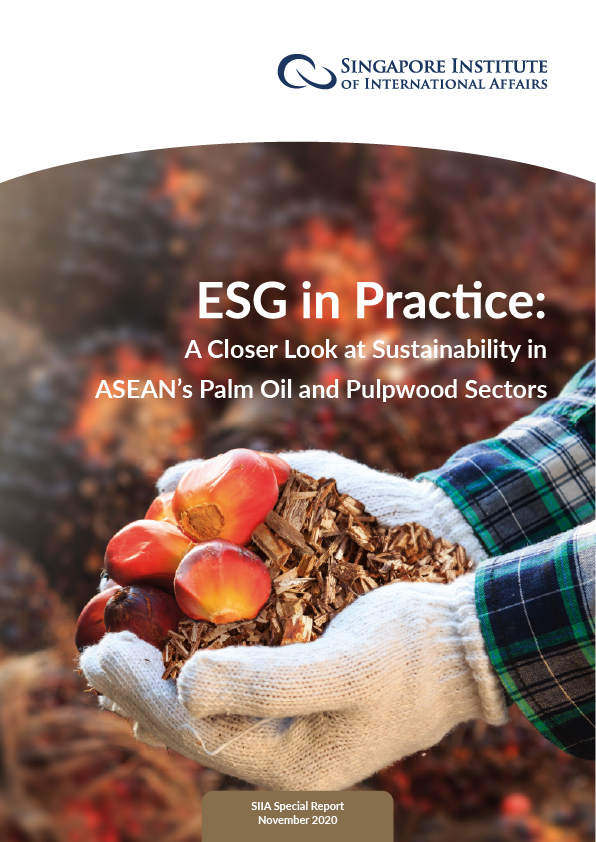 Cover - ESG Report